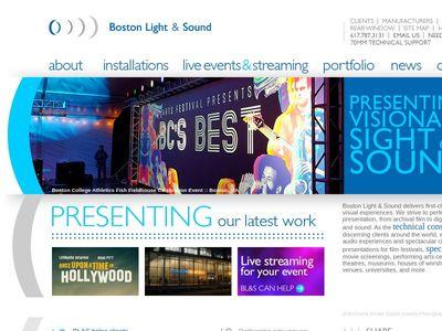 Boston Light & Sound, Inc.