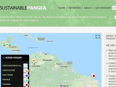 Pangea Sostenible - Iniciativas de desarrollo sostenible en América Latina