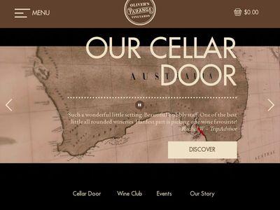 Oliver's Taranga Vineyards   Oliver's Taranga Vineyards   Cellar Door & Winery   McLaren Vale