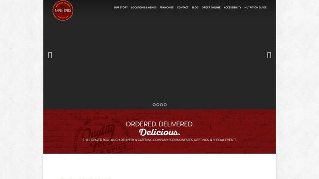 BOX LUNCH DELIVERY & CATERING COMPANY