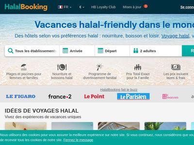 HalalBooking Ltd.