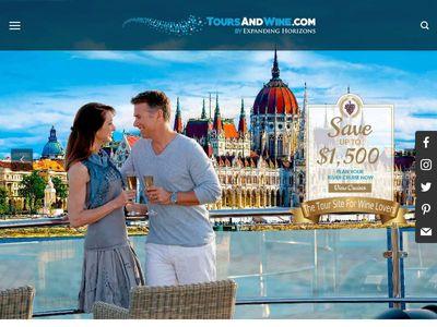 Taste of Bordeaux Cruise, July 21-28, 2022, thumbprint cellars