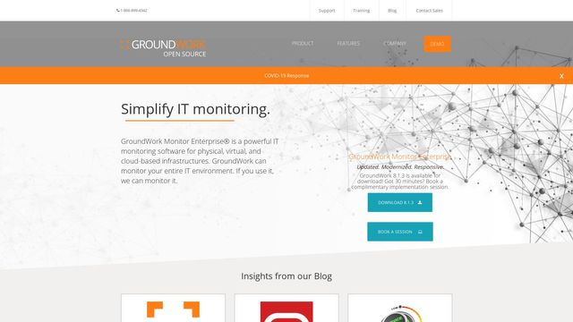GroundWork Open Source, Inc.