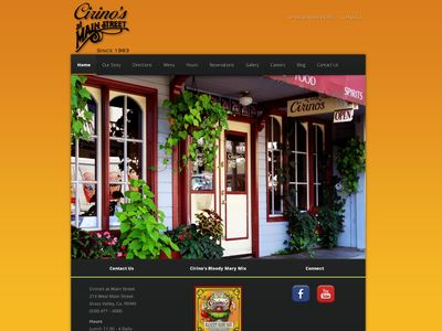Cirino's at Main Street
