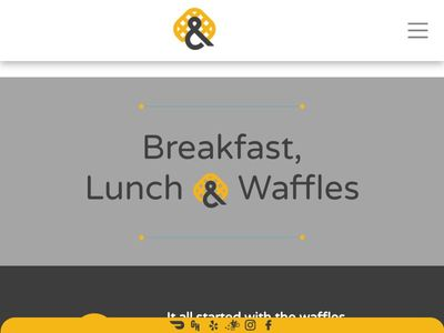 &Waffles