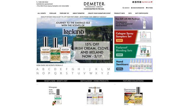 Demeter Fragrance Library, Inc.