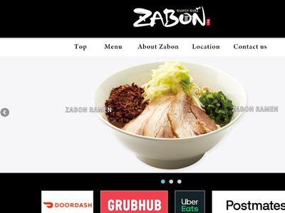 Zabon Ramen