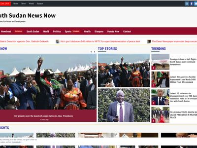 South Sudan News Now limited