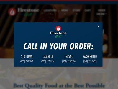 Firestone Grill, LLC