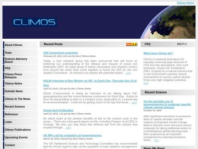 Climos Inc.