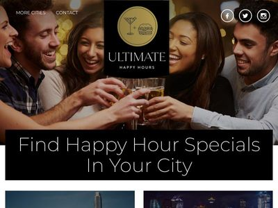 Ultimate Happy Hours