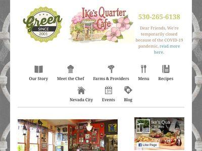 Ike's Quarter Cafe