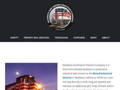 Modesto & Empire Traction Company
