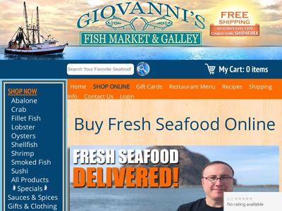 Giovanni's Fish Market