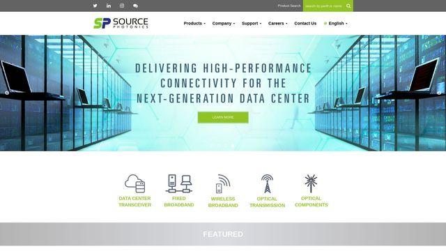 Source Photonics