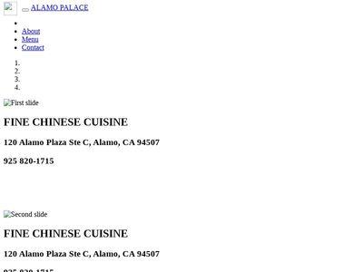 Alamo Palace Restaurant