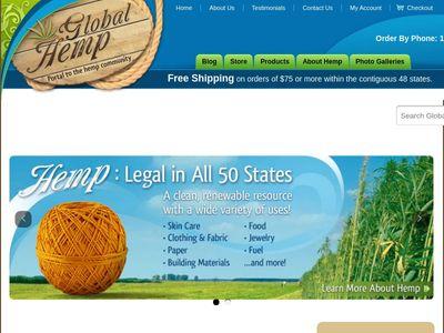 Global Hemp Inc.