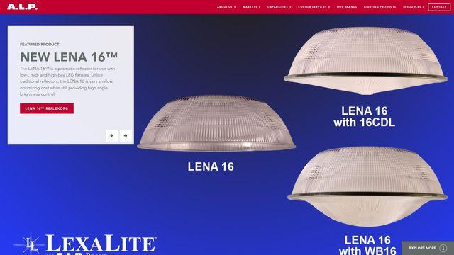 A.L.P. Lighting Components, Inc