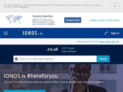 1&1 IONOS Ltd.
