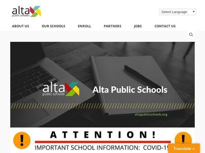 Alta Public Schools