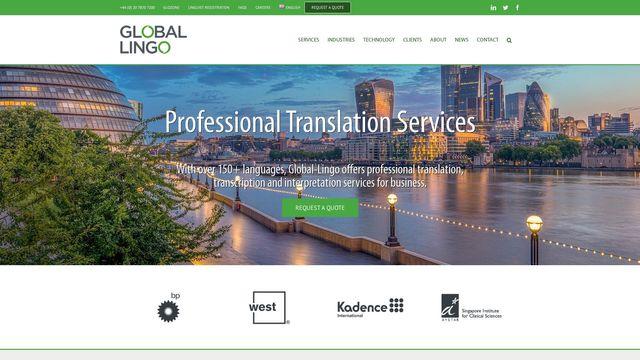 Global Lingo Ltd.