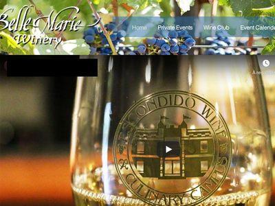 Belle Marie Winery.