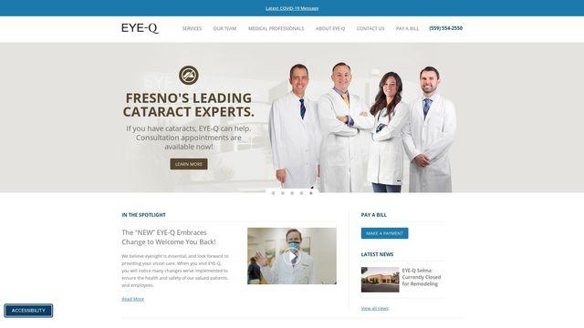 EYE-Q Vision Care, Inc.