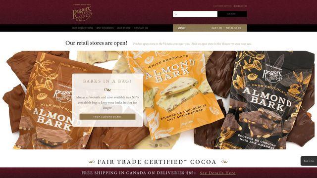 Rogers' Chocolates Inc.
