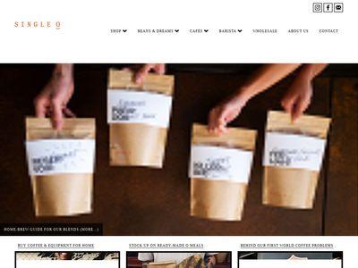 Single Origin Wholesale Pty. Ltd.