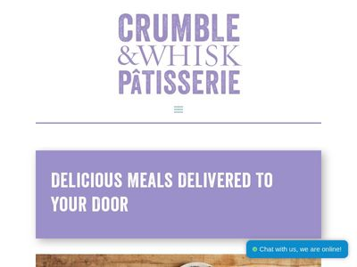 Crumble & Whisk