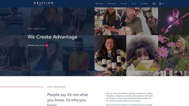 Grayling Communications Ltd