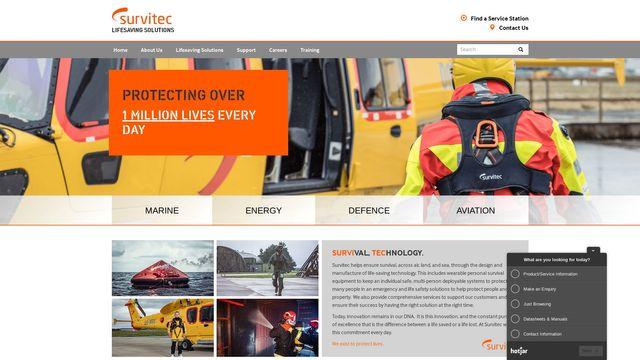 Survitec Group Limited