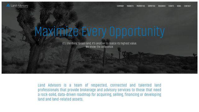Land Advisors Organization, LLC.