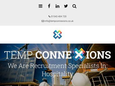 Temp Connexions Ltd