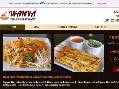 Wanya Thai Restaurant