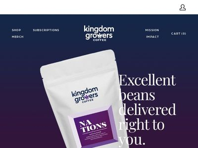 Kingdom Growers Coffee Company