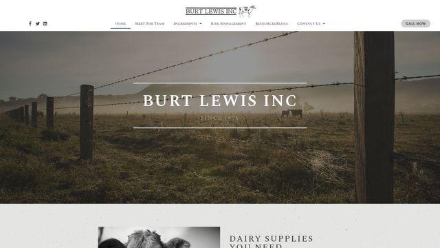 Burt Lewis Inc