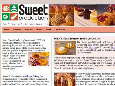 Sweet Production Inc.