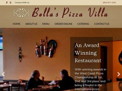Bella's Pizza Villa