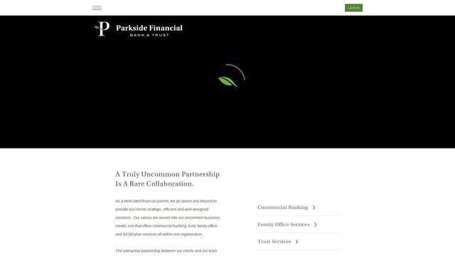 Parkside Financial, Inc.
