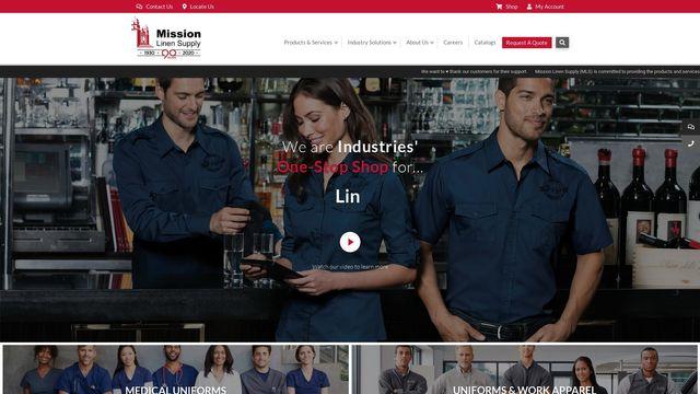Mission Linen Supply, Inc.