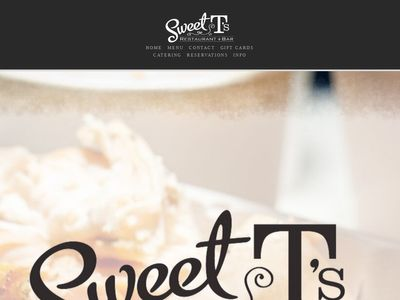 Sweet T's Restaurant + Bar, LP