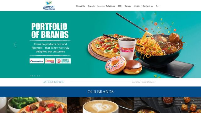 Jubilant FoodWorks Limited
