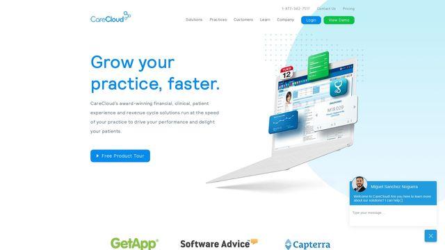 CareCloud, Inc.