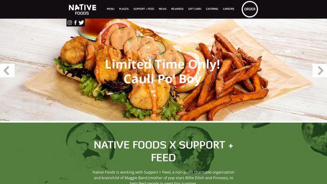 Native Foods Acquisition, LLC