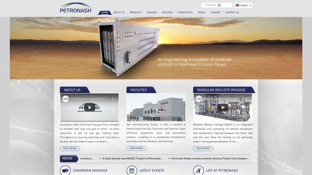 Petronash Engineering Services Pvt Ltd