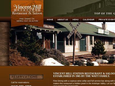 Vincent Hill Ranch Company