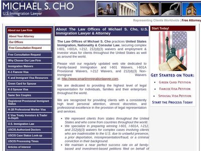 Law Offices of Michael S. Cho