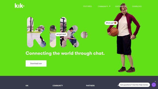 Kik Interactive Inc.