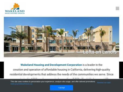 Wakeland Housing and Development Corporation